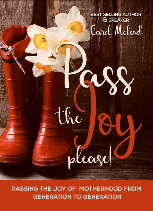 Pass The Joy, Please!