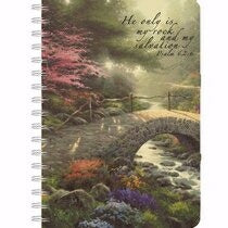 Kinkade-Bridge Of Faith Journal