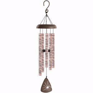 "Wind Chime-Sonnet-Memories-Rose Gold (30"")"