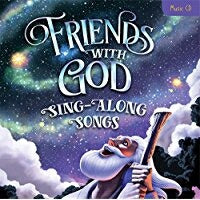 Audio CD-Friends With God Sing-Along Songs