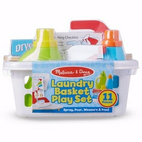 Pretend Play-Laundry Basket Play Set