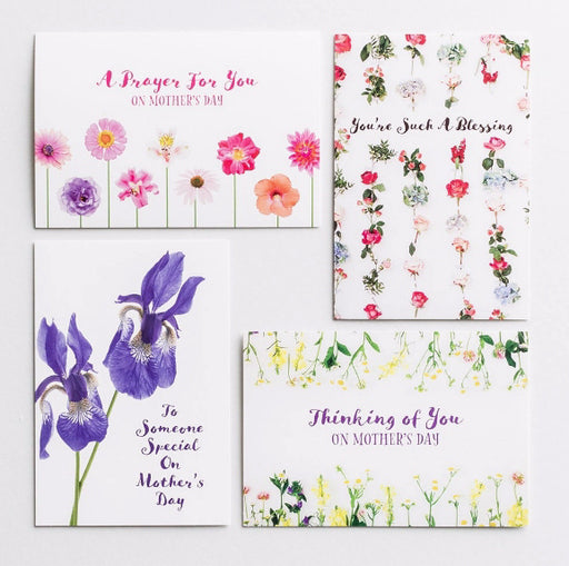 Card-Boxed-Mothers Day-Assortment (Box Of 24) (Pkg-24)