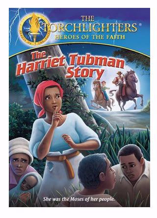 DVD-Torchlighters: The Harriet Tubman Story