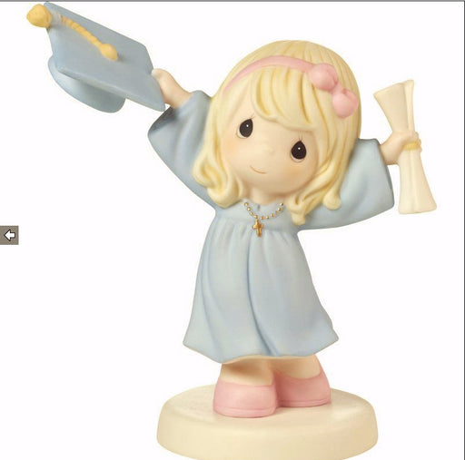 "Figurine-With God All Things Are Possible (6"")"