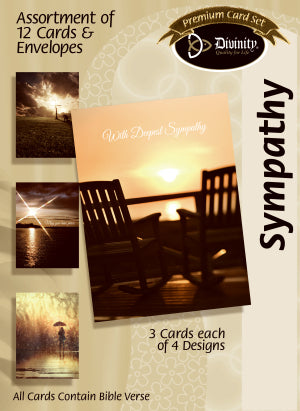 Boxed Cards-Sympathy
