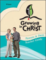 Growing In Christ Sunday School: Parents And Twos Teacher Kit-Winter (OT2) (#442011)