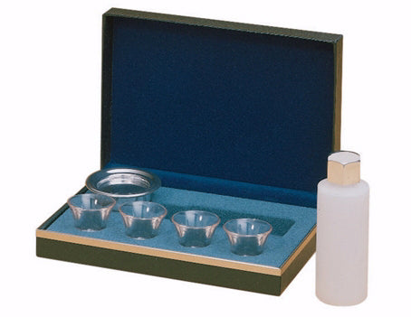 Paster Set-Polished Aluminum