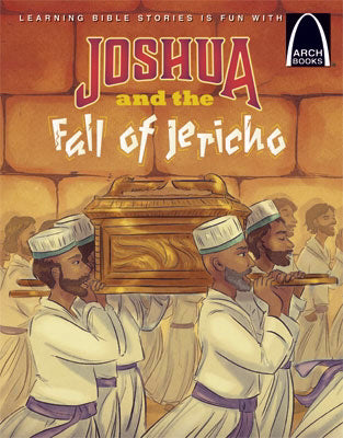 Joshua And The Fall Of Jericho (Arch Books)