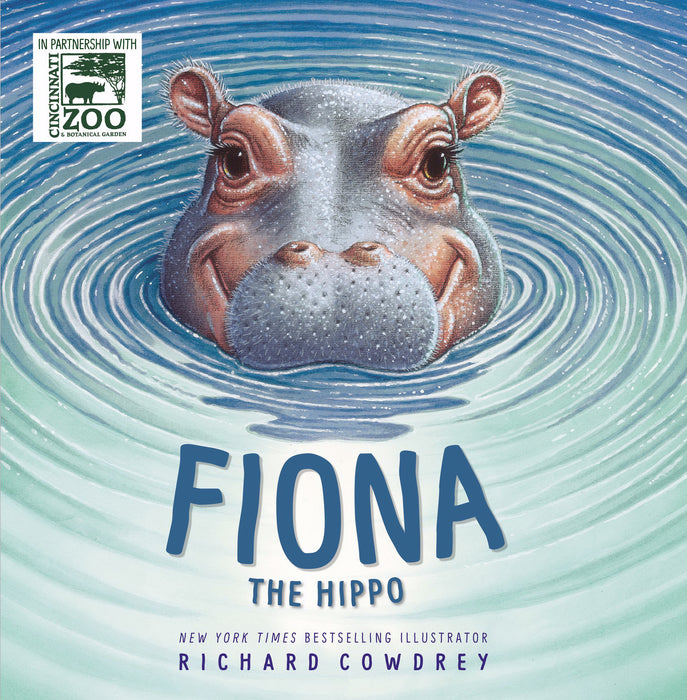Fiona The Hippo-Board Book