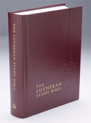 ESV Lutheran Study Bible/Larger Print-Hardcover
