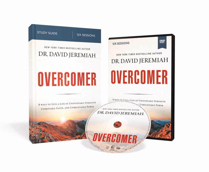 Overcomer Study Guide w/DVD (Curriculum Kit) (Oct)