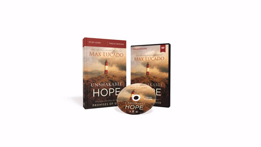 Unshakable Hope Study Guide w/DVD (Curriculum Kit)