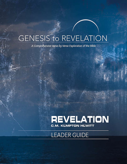 Revelation Leader Guide