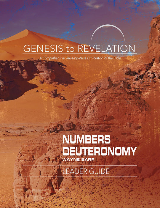 Numbers, Deuteronomy Leader Guide (Jan 2019)