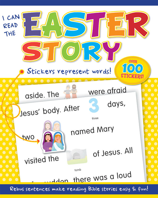 I Can Read The Easter Story (Feb 2019)
