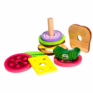 TOY SANDWICH STACKER