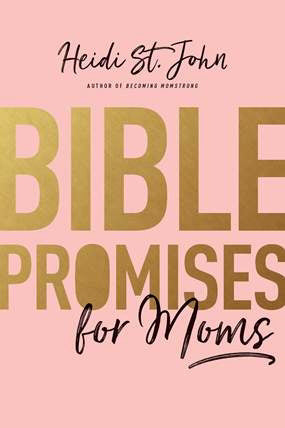 Bible Promises For Moms (Mar 2019)