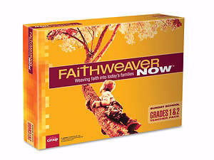 FaithWeaver Now Winter 2018: Grades 1 & 2 Teacher Pack