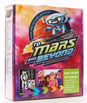 VBS-To Mars And Beyond Starter Kit + Digital (2019) (Jan)
