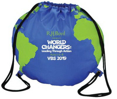 VBS-World Changers: Leading Through Action Introductory Kit Bag (2019)