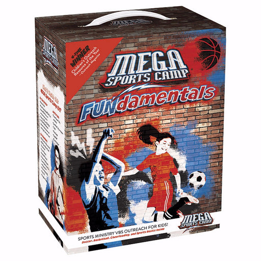 VBS-MEGA Sports Camp FUNdamenatals Starter Kit (Jan 2019)