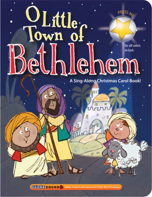 O Little Town Of Bethlehem (KidzSize ClearSound Books)