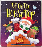 Up On The Housetop (KidzSize ClearSound Books)