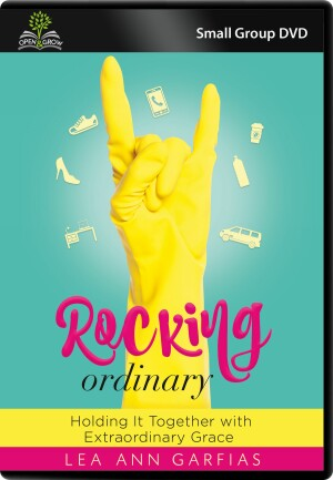 Rocking Ordinary: Holding It Together with Extraordinary Grace Small Group DVD
