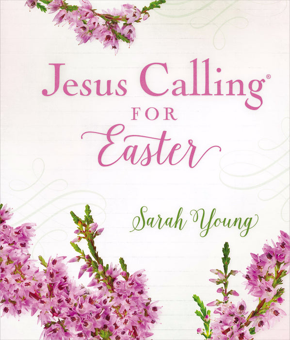 Jesus Calling For Easter (Jan 2020)
