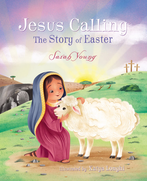 Jesus Calling: The Story Of Easter (Board Book) (Jan 2020)