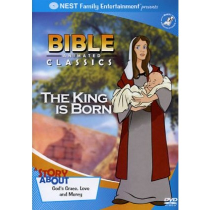 King Is Born DVD