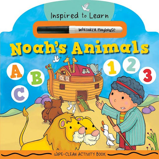 Noahs Animals (Wipe-Clean Activity Book)