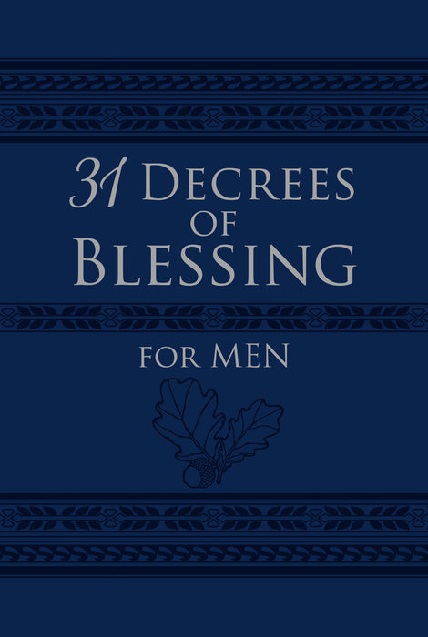 31 Decrees Of Blessing For Men-Faux Leather (May 2020)