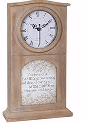 Clock-Family (12.5 x 7) (Jan)