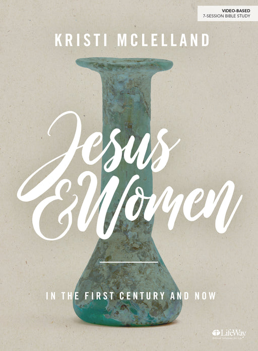 Jesus And Women Bible Study Book (Mar 2020)