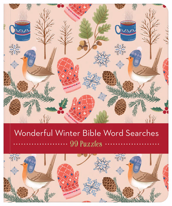 Wonderful Winterful Bible Word Searches (Sep)