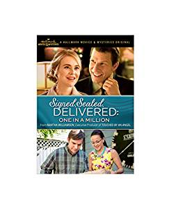 Signed Sealed Delivered:  One In A Million