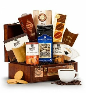 Coffee Lover's Gift Chest