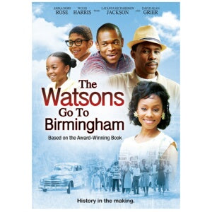 Watsons Goes To Birmingham - Christmas DVD