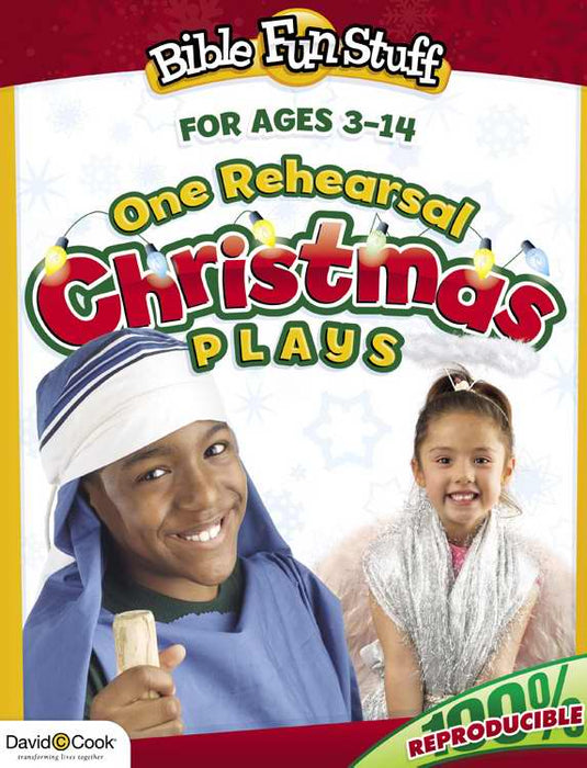 One Rehearsal Christmas Plays (Bible Fun Stuff)