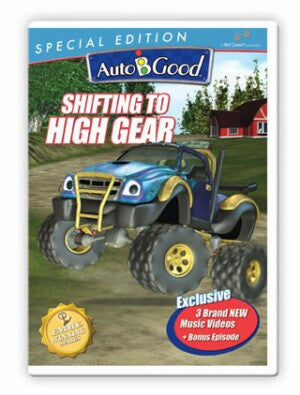 Auto-B-Good: Shifting to High Gear DVD