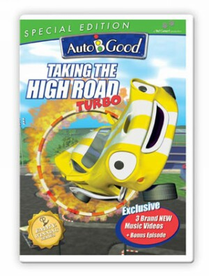 Auto-B-Good: Taking the High Road Turbo DVD