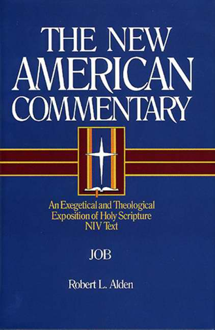 Job (NIV New American Commentary)