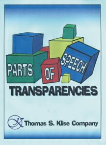 Parts of Speech Transparency Program
