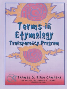 Terms in Etymology Transparency Program