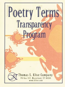 Poetry Terms Transparency Program