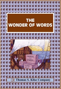 The Wonder of Words