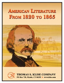 American Literature From 1820 to 1865