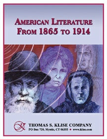 American Literature From 1865 to 1914