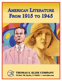 American Literature From 1915 to 1945